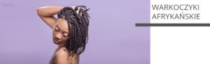 Warkoczyki syntetyczne, afrykańskie