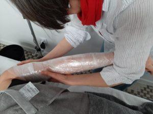 K-Surgery Suit Pro Wraps – bandaże do ujędrniania ciała i redukcji cellulitu